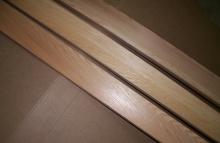 Доска для отделки сауны из кедра