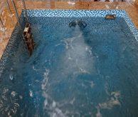 Бассейн с противотоком, проект выполнен в Екатеринбурге