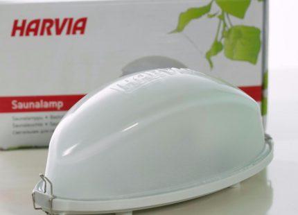 Светильник для сауны Harvia